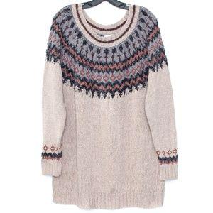 Maurices Womens Sweater Metallic 3 24W 26W I1